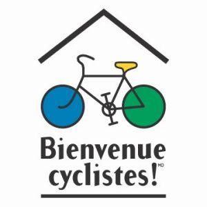 Certifié Bienvenue cyclistes